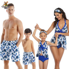 Mother Daughter Swimsuit Family Matching Swimwear Mommy And Me Bikini Clothes Father Son Shorts Mom And Daughter Bathing Suit mother daughter swimsuits family look mom and daughter swimwear unicorn family matching bathing suit mommy and me bikini clothes