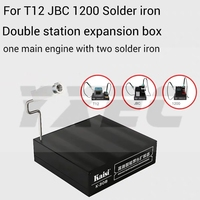 Kaisi K 308 High End Smart Soldering Station Extender Expansion handle Compatible for JBC/T12/jabe UD 1200 Soldering Iron|Hand Tool Sets| |  -