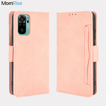 For Xiomi Redmi Note 10 Pro Wallet Case Magnetic Book Flip Cover For Redmi Note 10 Card Photo Holder Luxury Leather Phone Funda