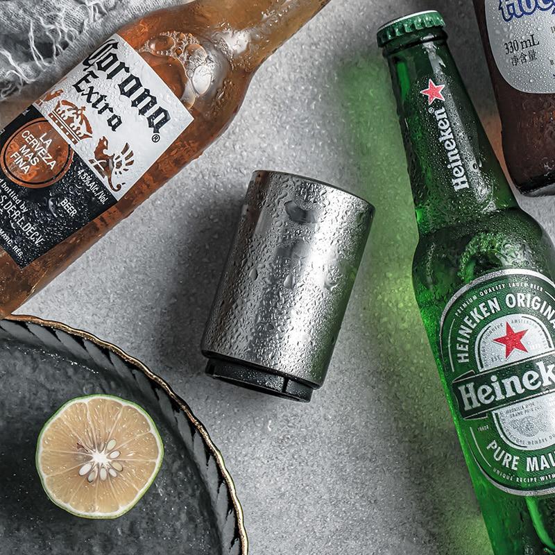 פותחן בקבוקי בירה אוטומטי עם מגנט 6
