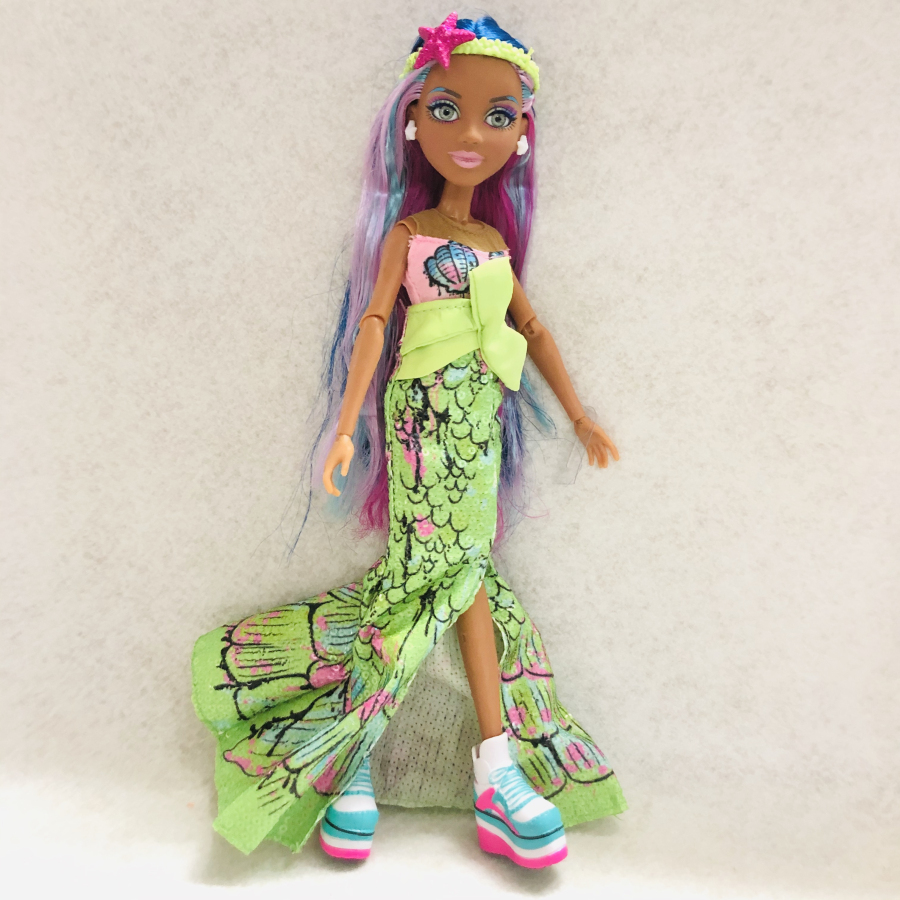 New 28cm Beautiful 11 Joints  Deli Princess Doll Quality Goods Attoms Camryn Coyle Mc2 Princess Doll Girl Gift Toy