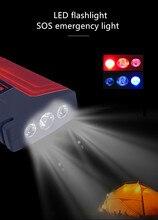 OBDIICAT D5 Car Jump Starter Power Bank 10000mah  Start Jumper  12V Car Emergency Auto Battery Booster Buster Jumpstarter