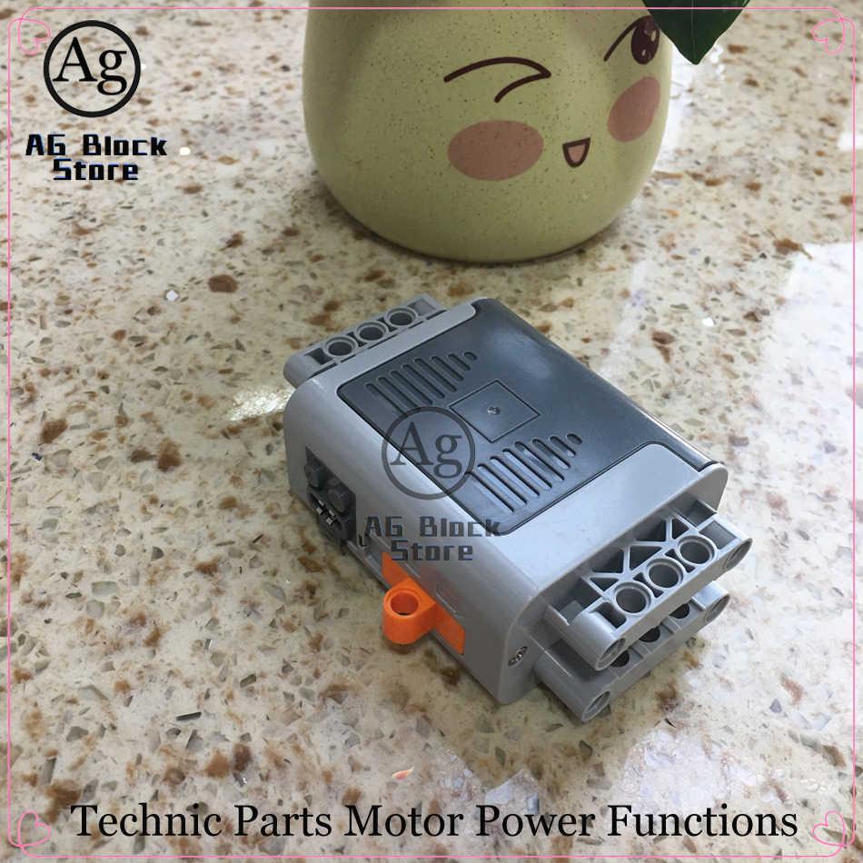 Technic Parti Compatibile Legoed Motore Set Building Block Funzioni di Alimentazione Ricevitore Multi Motore Elettrico PF Assemblato Mattoni Giocattoli