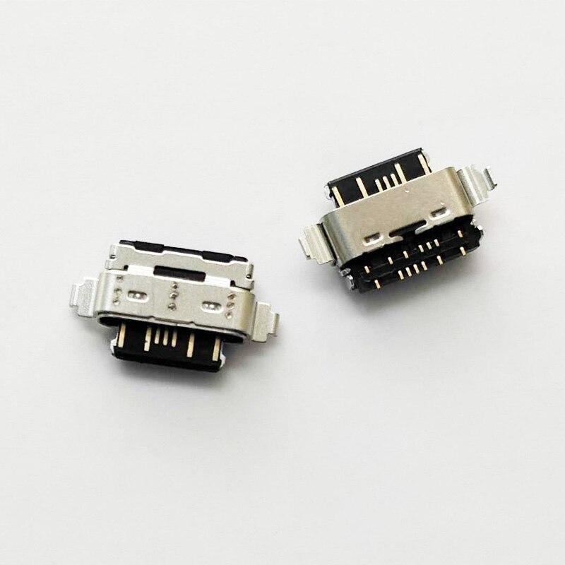 2pcs For Nokia 8 X5 5.1 Plus X6 6.1Plus 7plus X7 2018 7.1Plus TA-1099 TA-1062 Plug USB Charger Charging Dock Port Connector