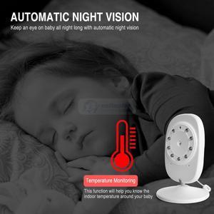 Image 4 - Radio moniteur LCD pour bébé 4.3 pouces
