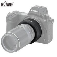 KIWIFOTOS LMA M42_NZ 69x34.3mm Lens manuel adaptörü M42 montaj lensler Nikon Z dağı vücut Infinity odak