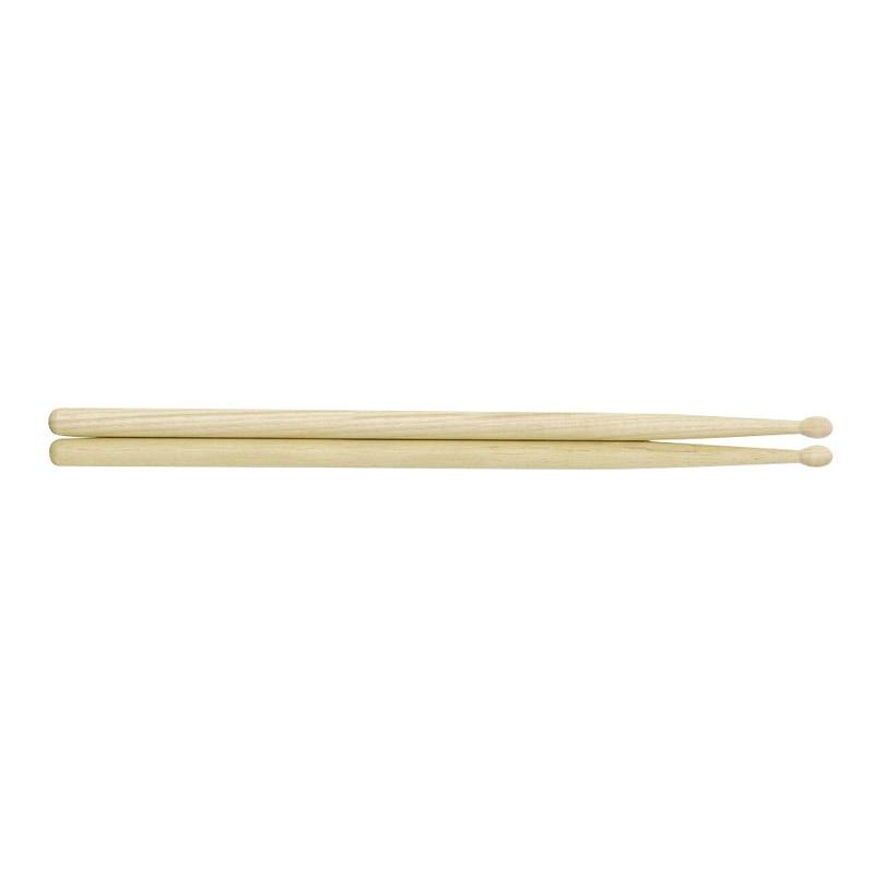 La2bw L.A. Special 2B Drum Sticks, Nut, Wooden Tip, Promark
