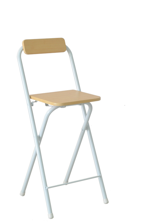 Folding Chair Bar Stool High   Home Dining  Simple Portable Thickening Adult
