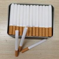 70 piezas de fabricación de filtro de tubo vacío portátil de moda tubo rodante de mano|Accesorios de cigarrillos| |  -