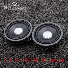 Car mid range speaker for BMW E21 E30  E36 E90 F22 F25 F26 F30 F32 midrange frequency bocinas loudspeaker audio stereo tweeter