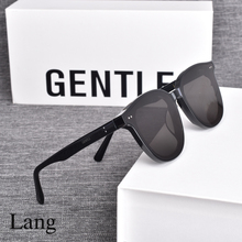Oval Sunglasses Polarized Women Lang GM Acetate UV400 Face GENTLE Small Suitable-For