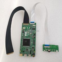 4 k display driver kit módulo typec uma linha passagem hdmi40 pinos edp 4 pistas 3840x2160 para