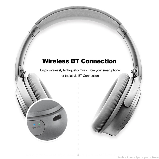 Bose QuietComfort Noise Cancelling Sport Earphone with Mic Voice 6