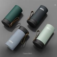 LDFCHENNEL Quality Double Wall Stainless Steel Vacuum Flasks 280ml Car Thermo Cup Coffee Tea Travel Mug Thermol Bottle Thermocup double 280ml