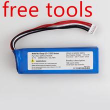 Akumulator GSP1029102R do JBL Charge 2 Plus ładowanie 2 + ładowanie 3 2015 2016 wersja GSP1029102A P763098 JBL XTREME Xtreme GSP0931134 tanie tanio chensuper Powyżej 5000 mAh Kompatybilny ROHS