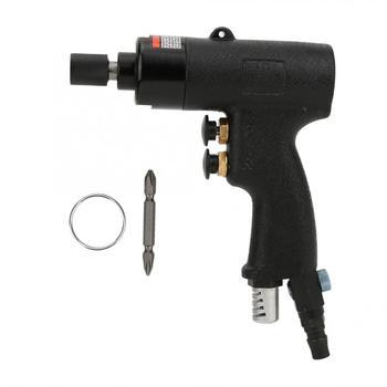 цена на 5H 1/4 Inch Pneumatic Air Screwdriver Industrial Pneumatic Reversible Pistol Type Air Screwdriver Bit 8500rpm Disassembly Tools