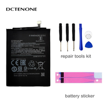 DCTENONE 4500mAh BM4J Battery For Xiao mi Redmi Note 8 Pro Note8 Pro Genuine Replacement Phone Battery +Gift Tools +Stickers недорого