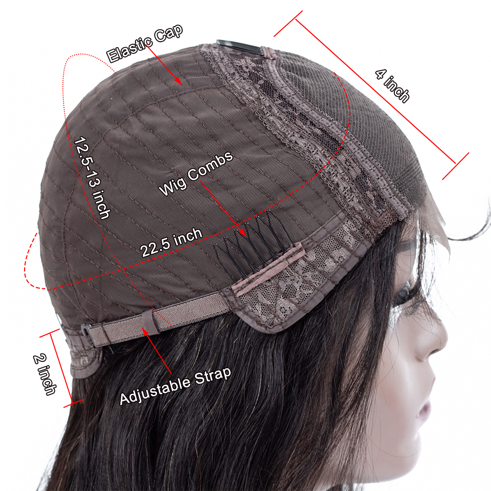 H7443d47d3af342ad8700dd67bdb65211H QT 4*4 Lace Closure Human Hair Wigs Brazilian Loose Deep Wave for Black Women Pre-Plucked Lace Closure Human Hair Wig