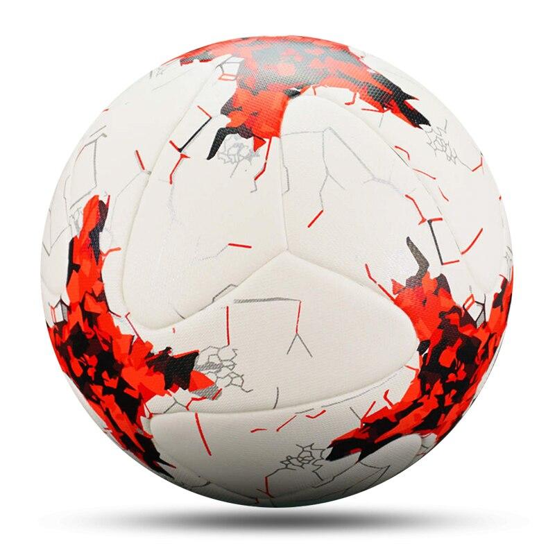 Image 4 - New High Quality Soccer Balls Office Size 4 Size 5 Football PU Leather Outdoor Champion Match League Ball futbol bola de futebolSoccers   -