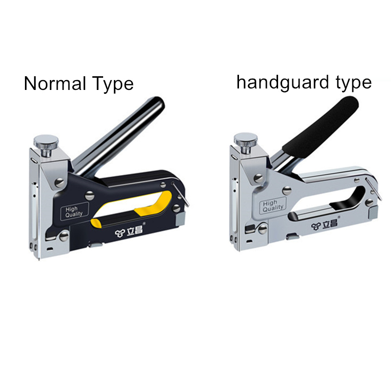 3 In 1 Nail Staple Gun Furniture Stapler For Wood Door Upholstery Framing Rivet Gun Kit Nailers Rivet Tool Nietzange