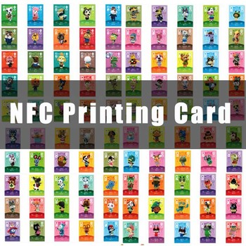 191 Marcel NFC Printing Cards NTAG215 Printed Card for Games image