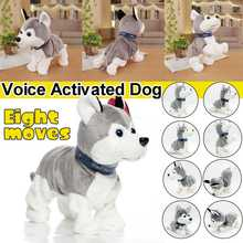 Smart Sound Control Electronic Dogs Interactive Electronic