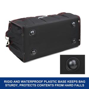 "Image 3 - WORKPRO 16 ""600D طوي أداة حقيبة حقيبة كتف حقيبة يد أداة منظم حقيبة التخزين"