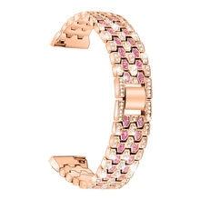 20mm 22mm moda diamante pulseira para huawei relógio gt 2 banda 46mm 42mm gt2 pro pulseira feminina para honra relógio mágico 2 cinto de pulso