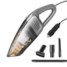 Car Vacuum Cleaner 120W 6000PA High Powerful Handheld Vacuum Cleaner with 16.4FT Power Cord for Car Strong Suction Black
