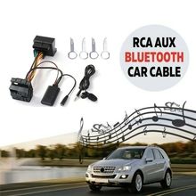 Car o Bluetooth Cable Adapter for Ford Fiesta Focus Mondeo Kuga Sony 6000CD Radio Musik Stream