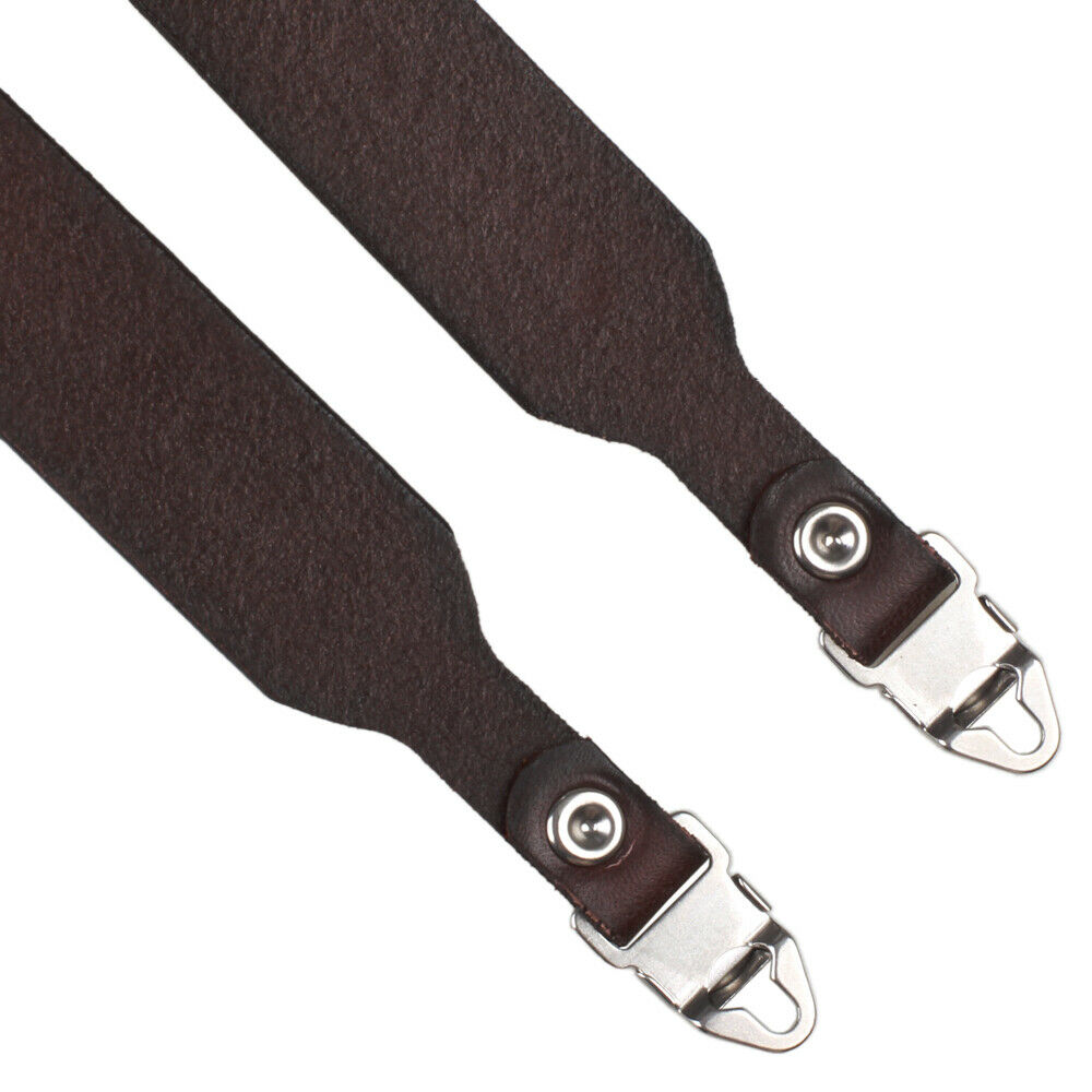 Wide Leather Neck Strap with Lugs for Hasselblad 500CM 501 503 CX CW Camera