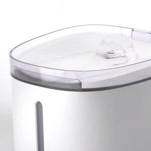 Image 5 - Youpin petoneerペット水ディスペンサー自動ペット噴水犬猫ミュート酒飲みフィーダーボウルペット飲料