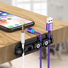 Lovebay Magnetic Cable Plug Case Portable Storage Box Type-C