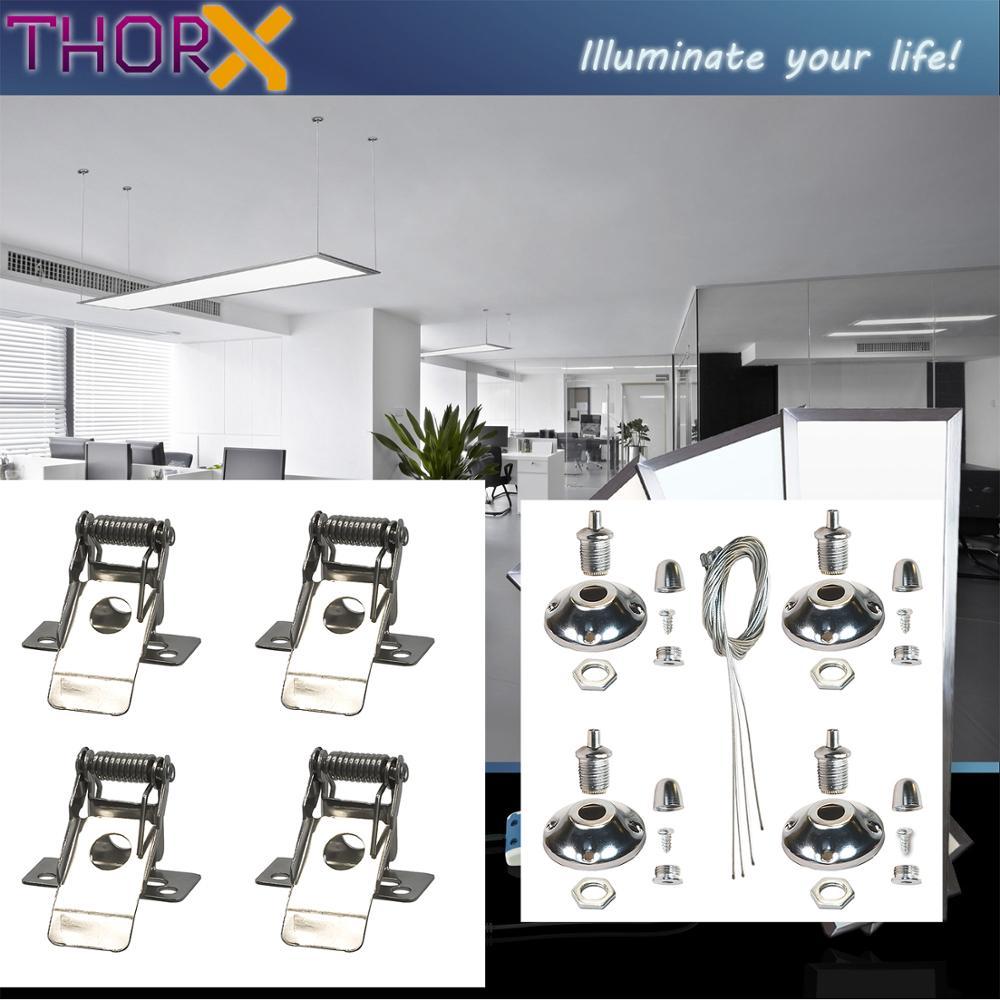 Thorx 60X60 Cm Ultraslim Pannello Led 36 W, 3000 Lm, led Driver 100 240 V, Freddo/Caldo/Neutro Giappone Corea di Trasporto Veloce - 6