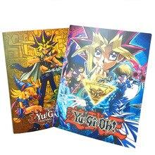 Yu Gi Oh можно положить 112 листов коллекция карт игрушки хобби Хобби Коллекционные вещи Коллекция игр аниме-открытки