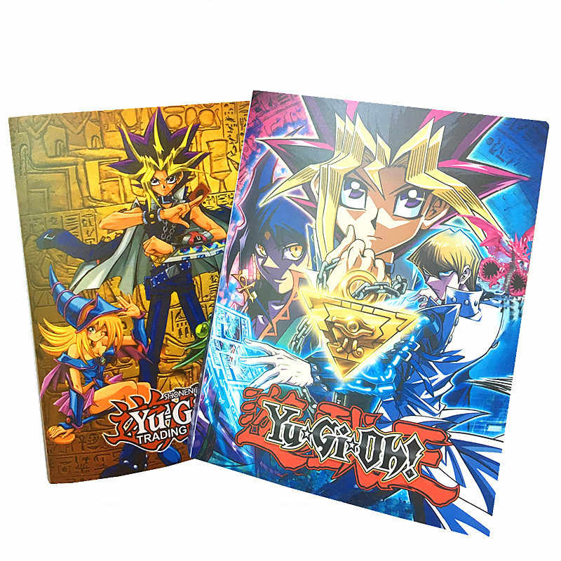 Yu Gi Oh peut mettre 112 feuilles carte Collection jouets loisirs passe-temps à collectionner jeu Collection cartes Anime