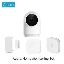 Aqara Домашний набор для мониторинга G2 1080P камера оконная дверь/датчик вибрации умный беспроводной переключатель домашняя заявка дистанционн...