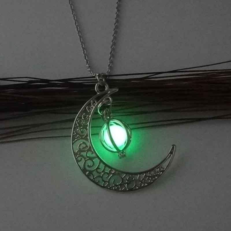 月亮项链-1