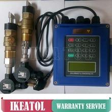 TUF-2000B TM-1 (DN50mm-700mm) with SD-slot Data Storage Ultrasonic liquid flow meter flowmeters