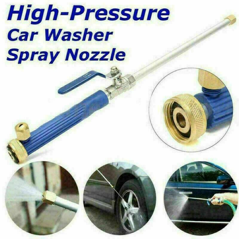 NEW 2 in 1 High Pressure Power Washer Nozzle For Car Sidewalks Washing Garden|Garden Water Guns|   - AliExpress