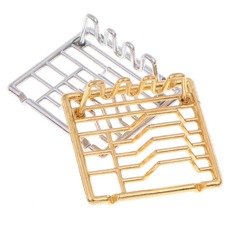 1:12 ドールハウスミニチュアミニ皿棚キッチンものおもちゃ一致森林動物の親子グッズギフト