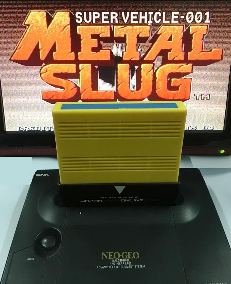 NEOGEO MVS Custom Make Single Game Cartridge for SNK Arcade Machine or AES Console with NEO MVS Adaptor