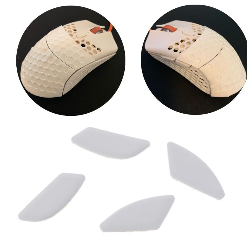 Enhanced Tiger Gaming Mouse Skates Feet For Finalmouse Cape Town Ul2 Curve Edge
