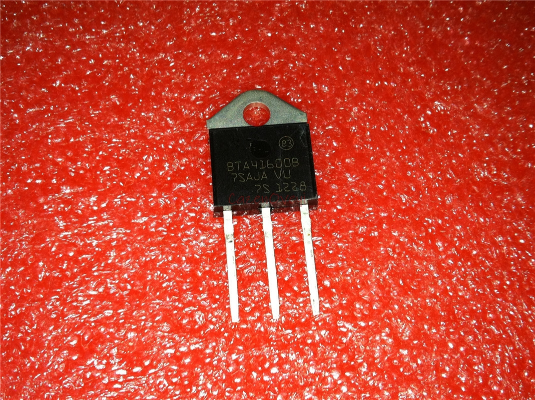 5pcs/lot BTA41-600B BTA41600B BTA41V TO-3P 40A 600 New Original In Stock