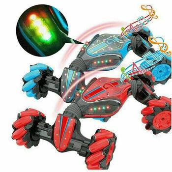 UK Stunt RC coche Detección de gestos Twisting vehículo Drift Car niños juguetes regalos
