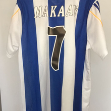 Футболки для взрослых, рубашка для игры в ретро стиле La Coruna 99 00, винтажная Классическая футболка для игры в футбол