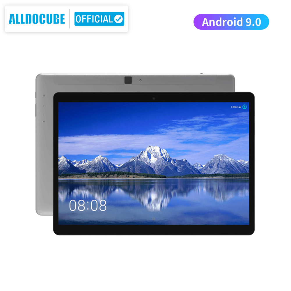 Alldocube IPlay10 Pro 10.1 Inch Wifi Tablet  Android 9.0  MT8163  Quad Core 1200*1920 IPS Tablets PC RAM 3GB ROM 32GB HDMI OTG