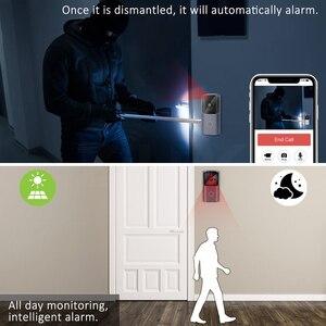 Image 5 - Zilnk Smart Home Deurbel Wifi Draadloze Video Intercom Deurbel Camera Monitor Batterij Aangedreven Afstandsbediening Ios Android