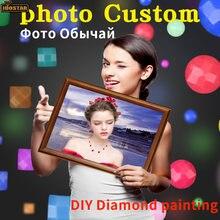Фото на заказ 5d алмазная живопись Набор для вышивки крестиком