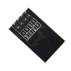 Image 4 - 1 pièces nouveau ESP 01S 8266 série à WIFI Module émetteur récepteur sans fil envoyer recevoir AP STA